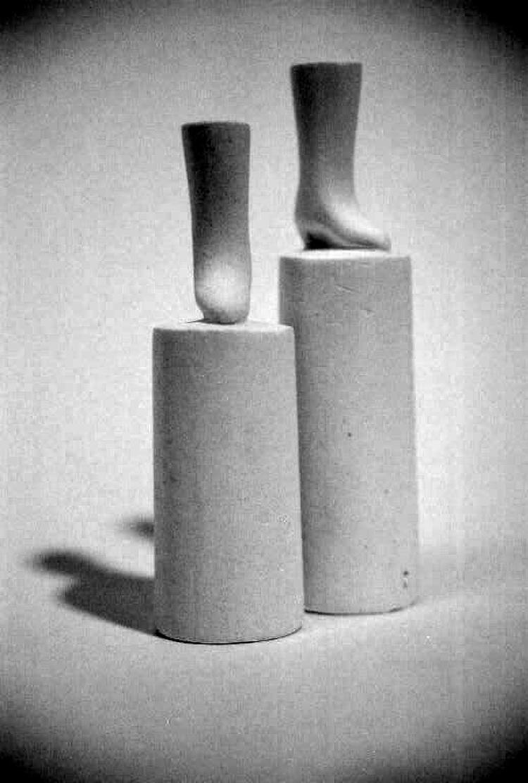 Raven Lennon Harvey   Cemetary Things for Jon Benet , 2004 chalk