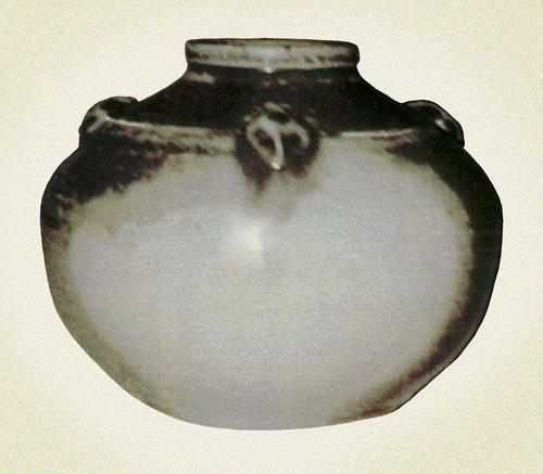 Chris Valdez   Untitled , 2001 ceramic glazeware