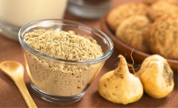 Maca  Possitively affects energy levels, athletic performance, and overall stamina.  Maca is packed with amino acids, Vitamin B1/B2/B3