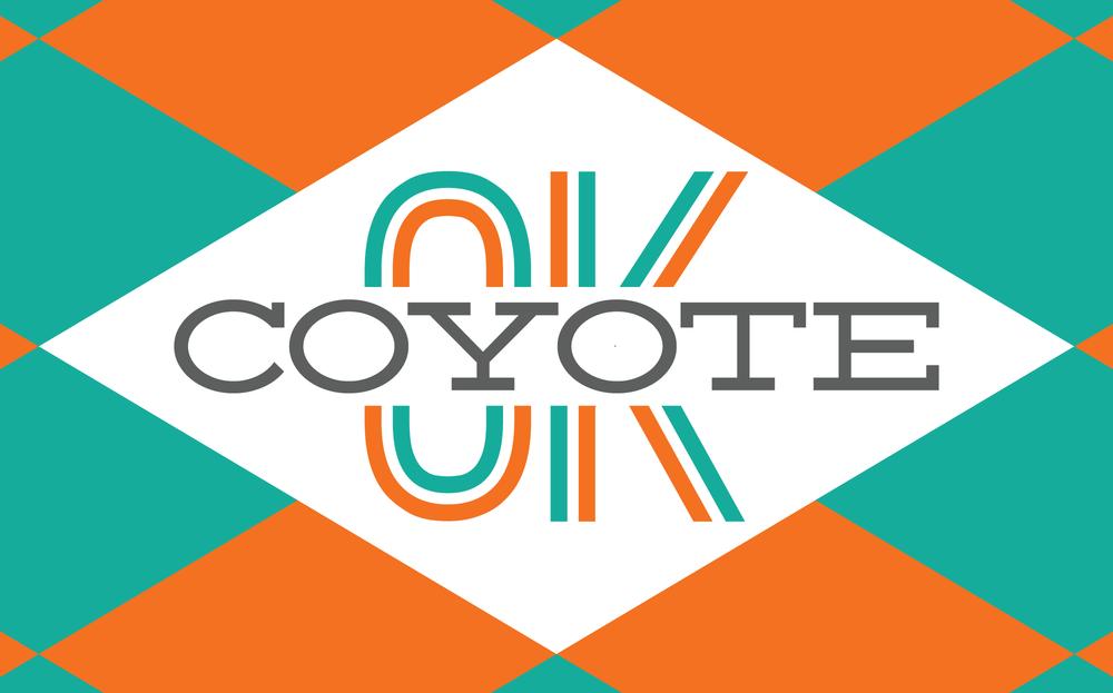 OK Coyote  Logo