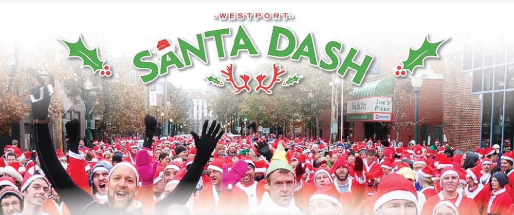 Photos courtesy of   santadashrun.com