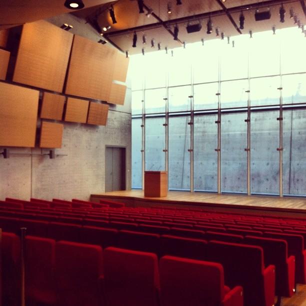 Renzo Piano Piano Pavilion Auditorium