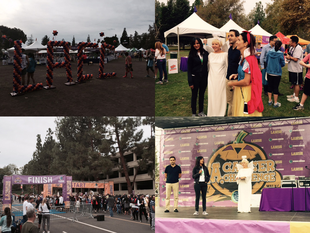 LA Cancer Challenge for Pancreatic Cancer Research - Oct 24th 2015