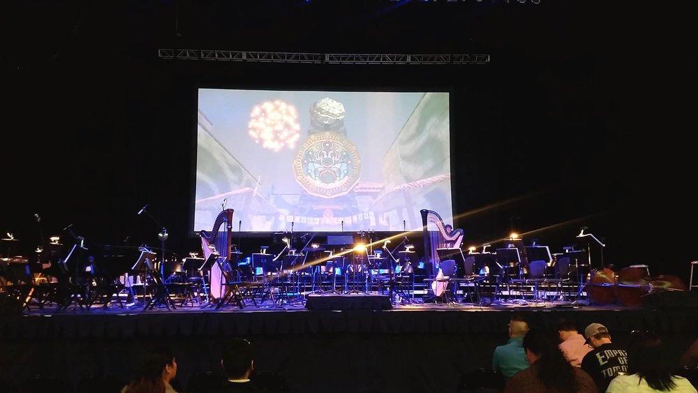 Zelda Symphony - Richmond