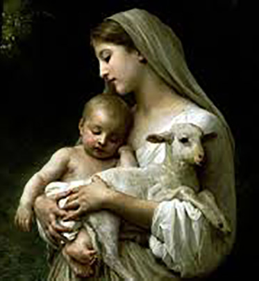 January 1, Solemnity of Mary, Holy Mother of God