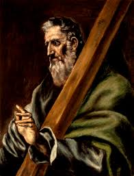 The Apostle St. Andrew  by El Greco, c. 1600