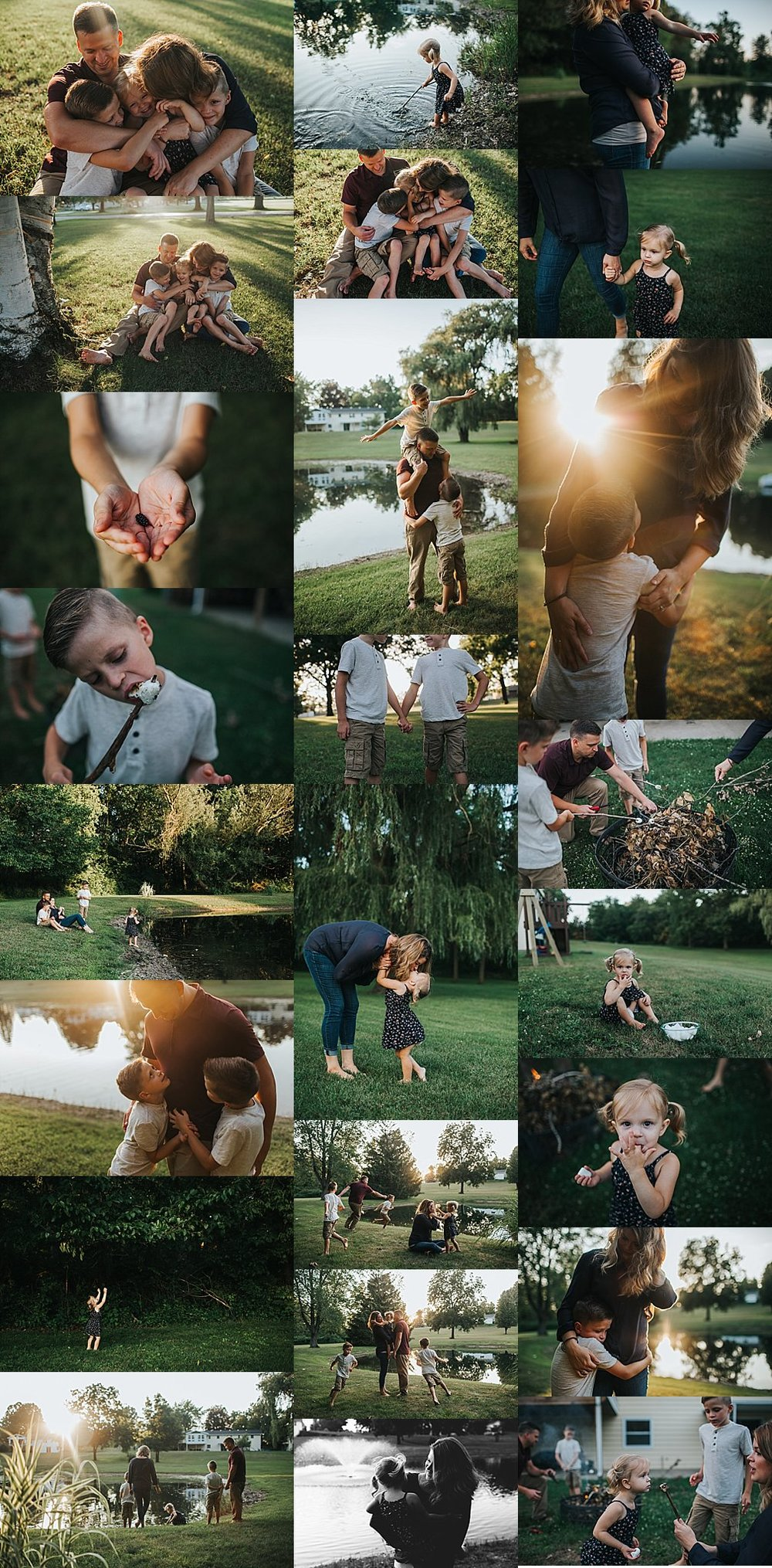 kalamazoo family photos