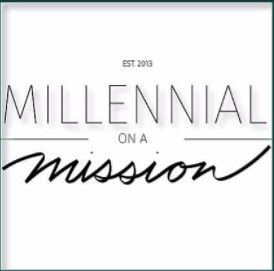 Millennial On A Mission featured Founder Kayenecha Daugherty