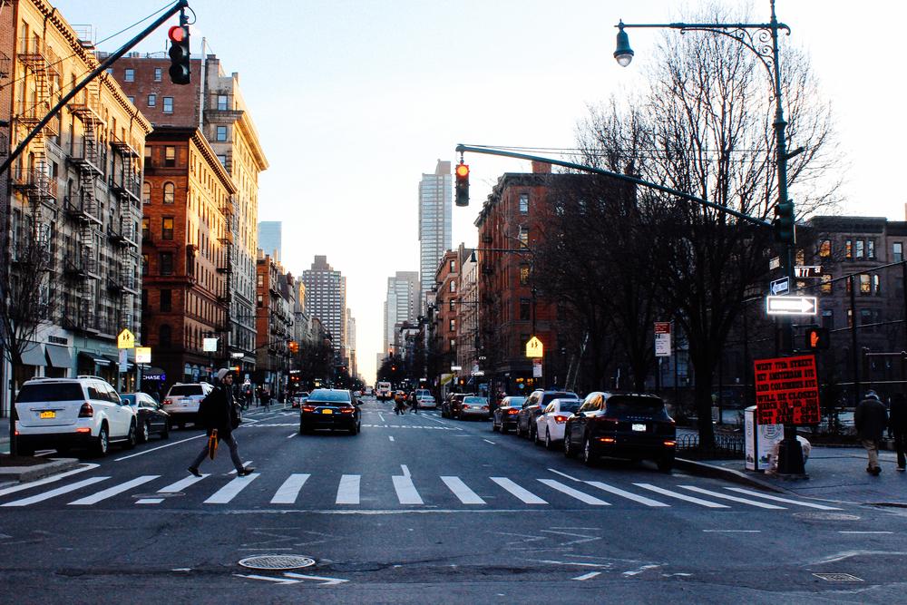 NYC via taylorkristiina.com