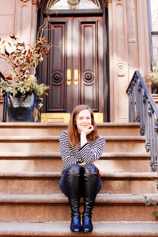 Carrie Bradshaw House via taylorkristiina.com