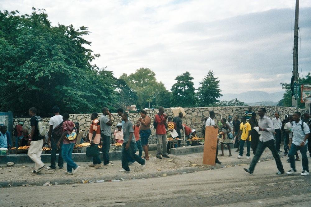 Port-au-prince, Haiti missions trip