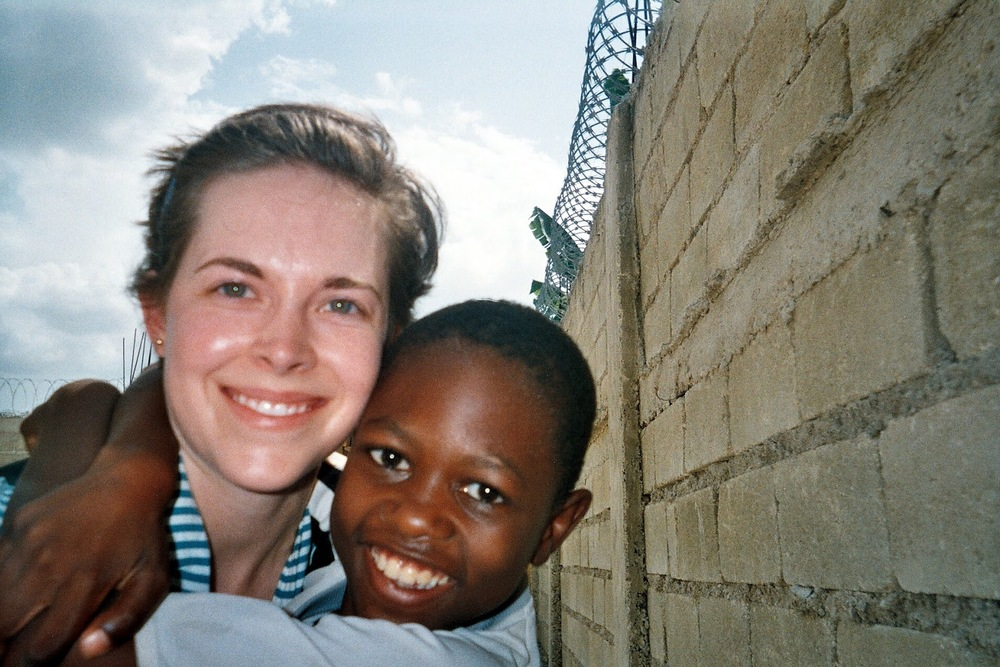 les enfants d'Haïti - VIA TAYLORKRISTIINA.COM