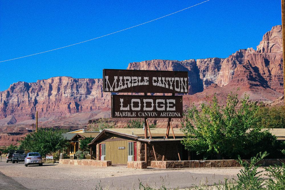 Marble Canyon Lodge, AZ. via taylorkristiina.com