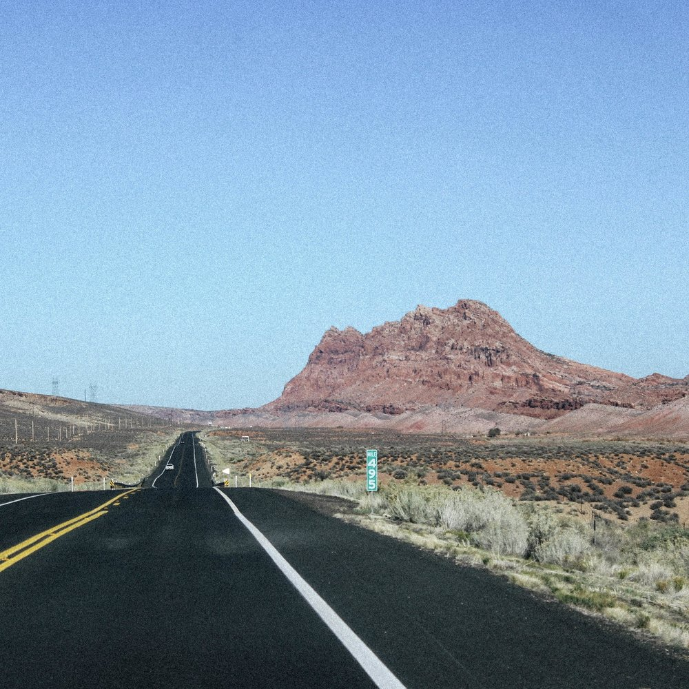 USA: ON THE ROAD -