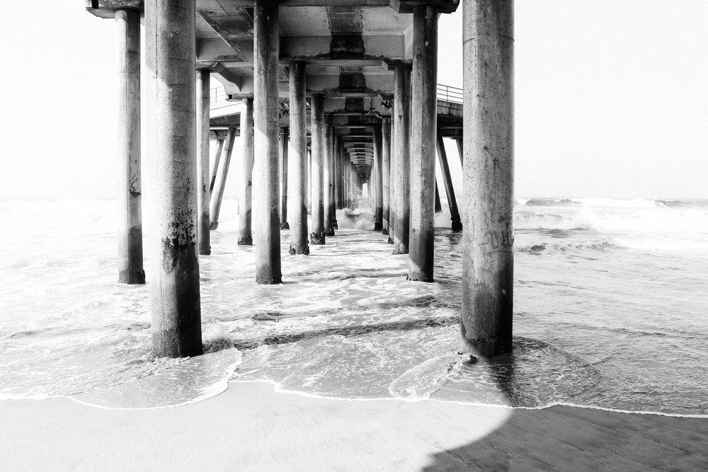 huntington beach pier - taylorkristiina.com