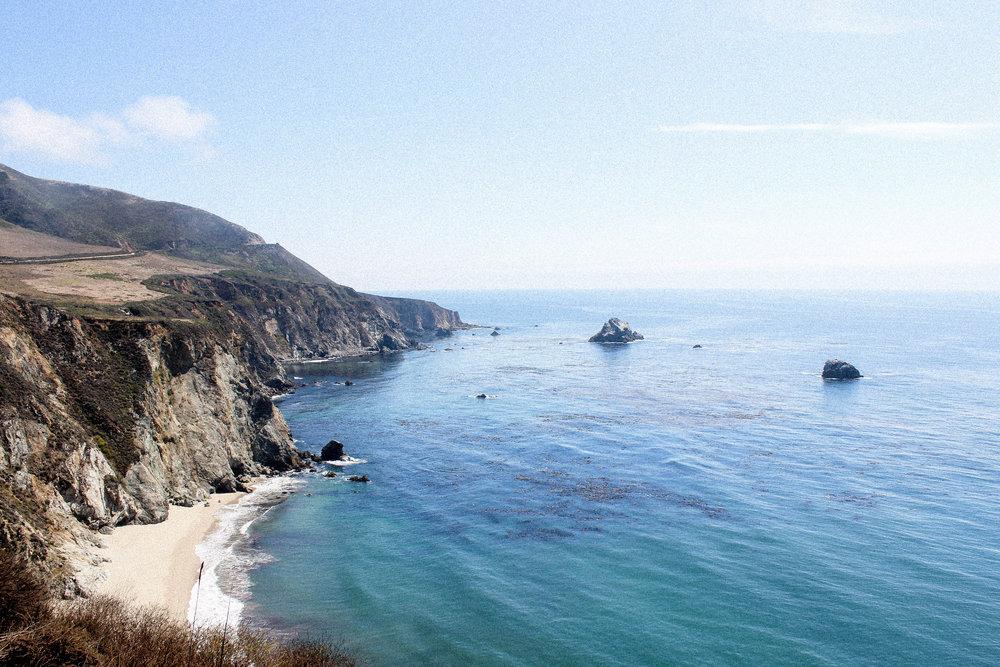 California Coast Travel Diary - TaylorKristiina.com