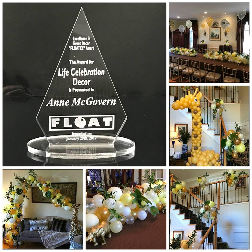 Float 2017 International Balloon Convention award