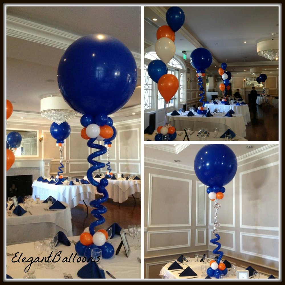 3 foot balloons with squiggles