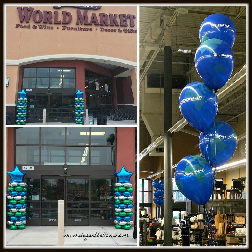 World Market Grand opening