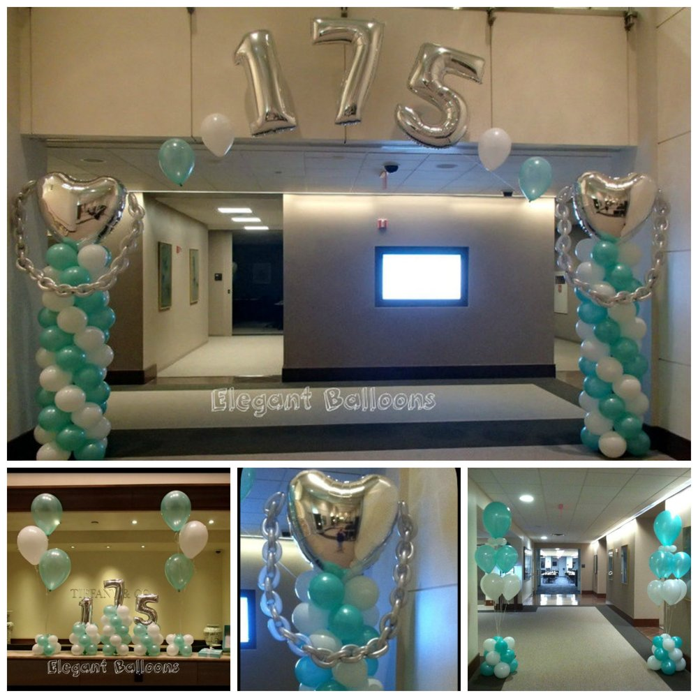 Tiffany and Co 175 year celebration