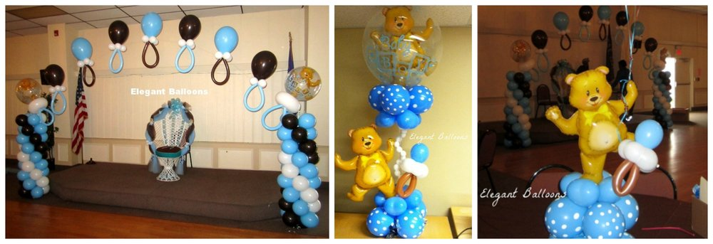 Teddy Bear Themed Baby Shower