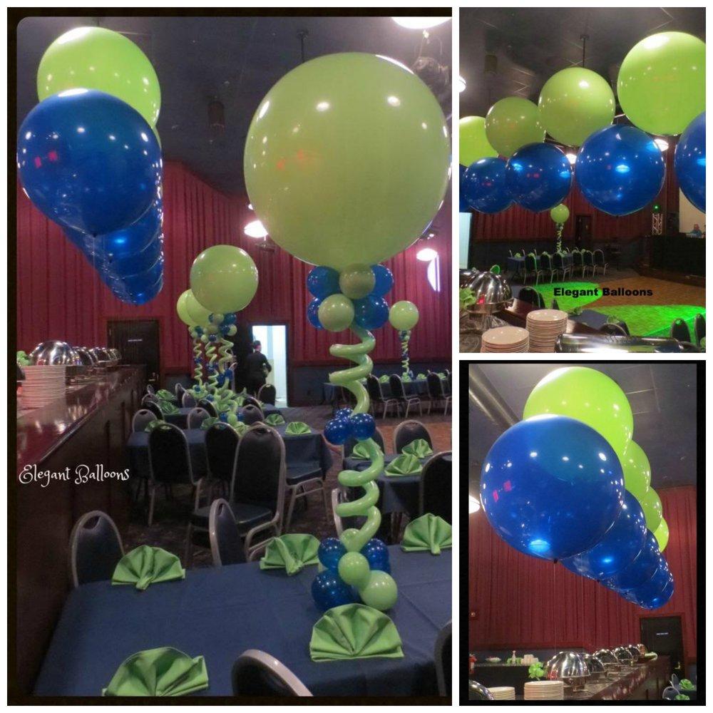 Fun jumbo balloons