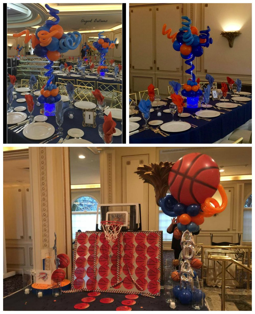 Basketball Knicks theme