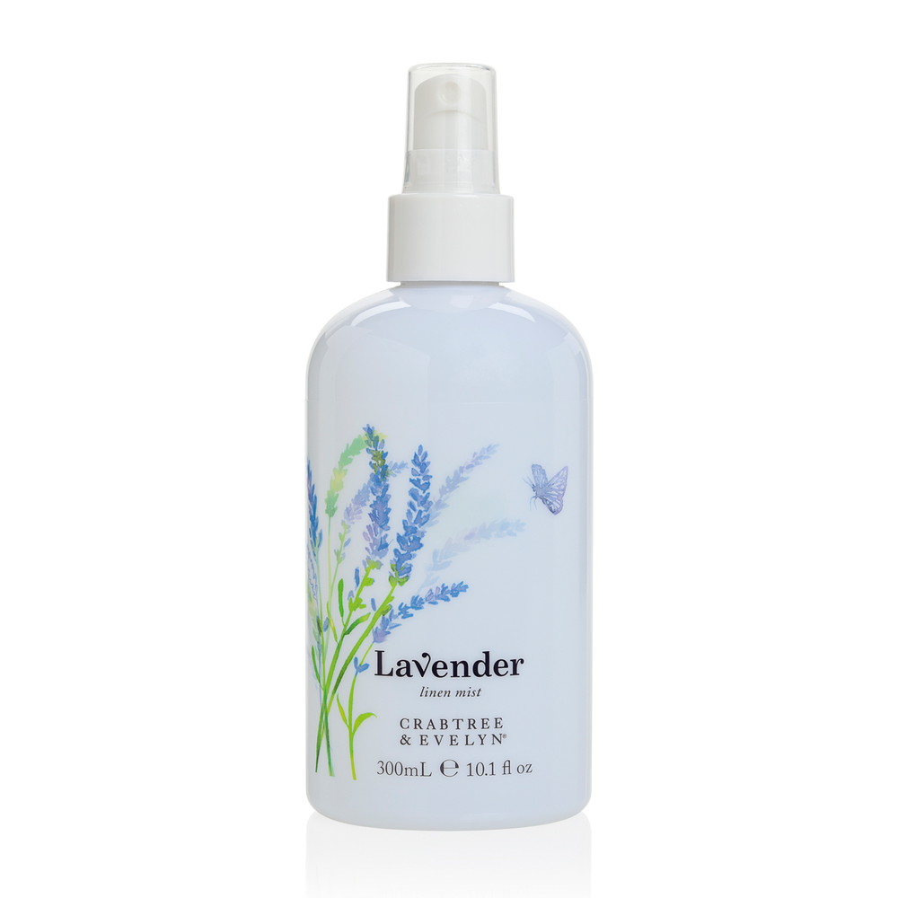 Lavender Linen Mist, $18 from Crabtree & Evelyn