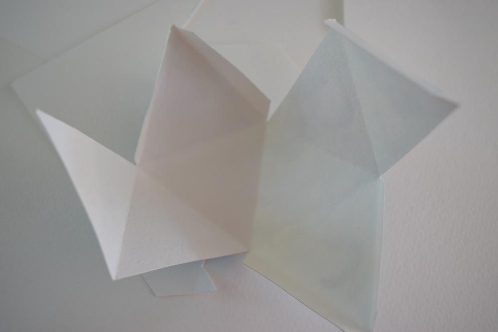 begin folding