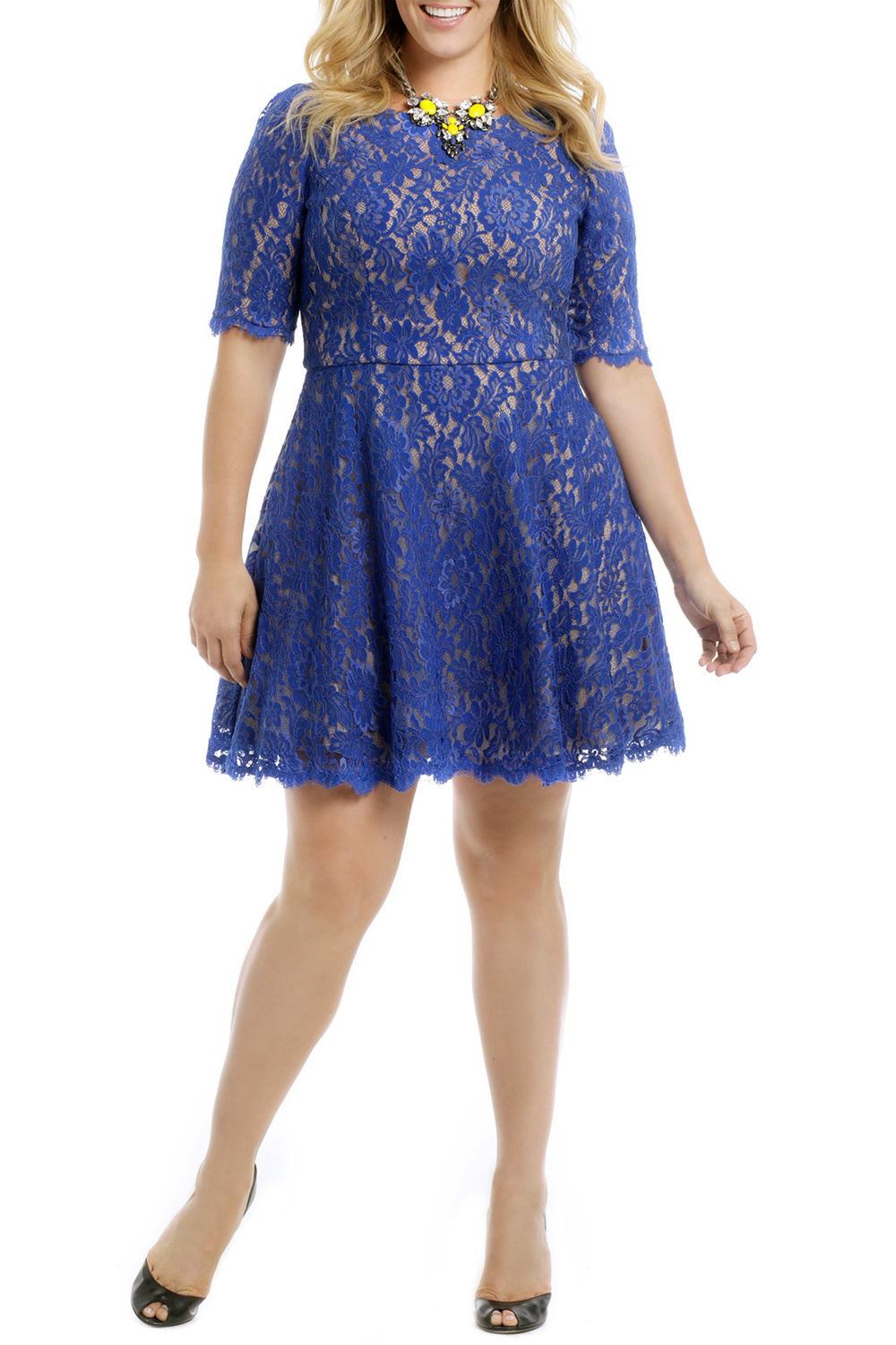 Alice Dress, ML by Monique Lhuillier, $40 for a 4-day rental at Rent the Runway
