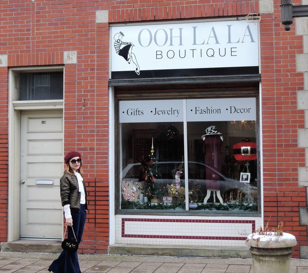 ooh la la boutique pittsburgh
