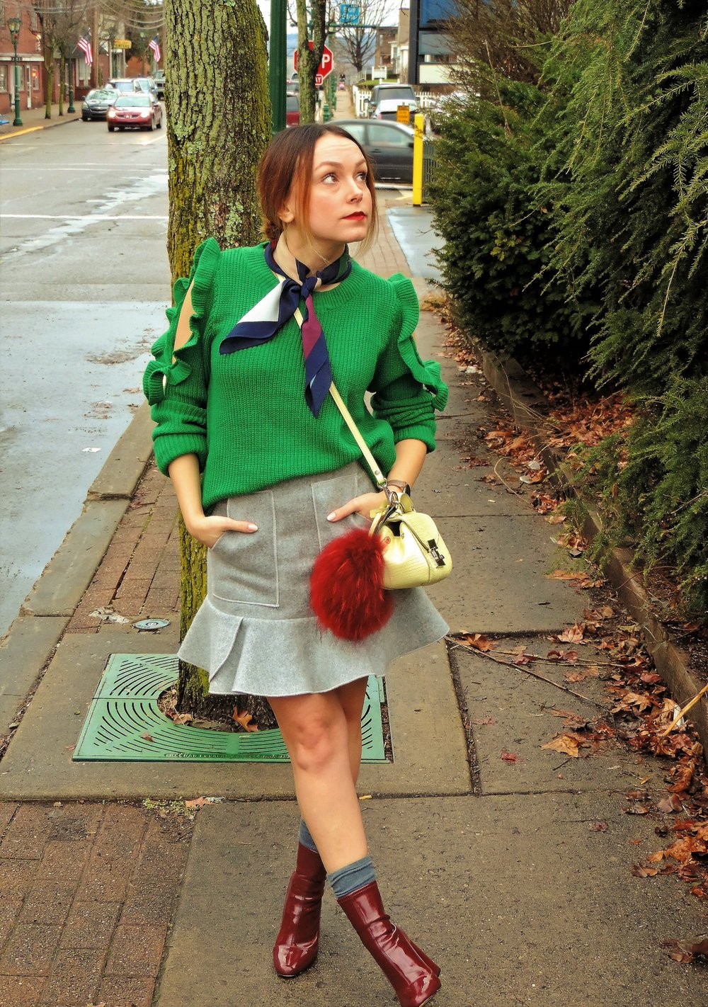 Pittsburgh style blog Anna Maleeva