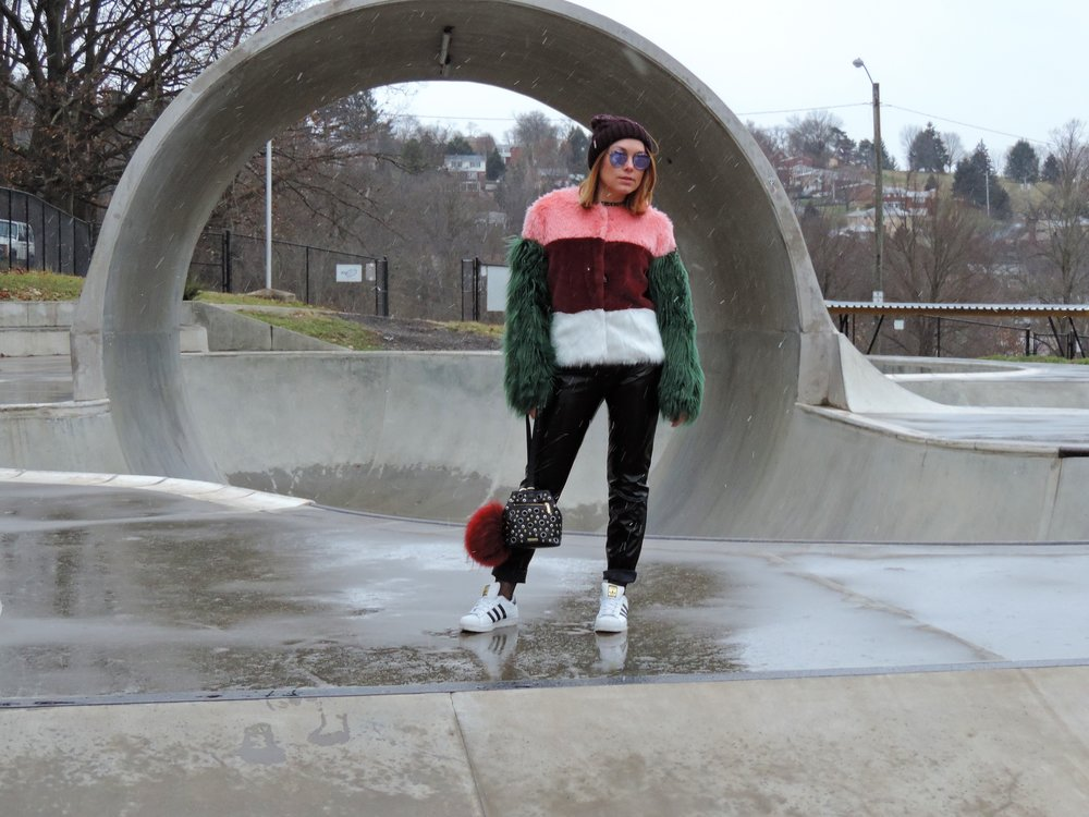outfit inspired by skate style