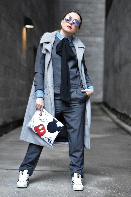 New York street style fashion week
