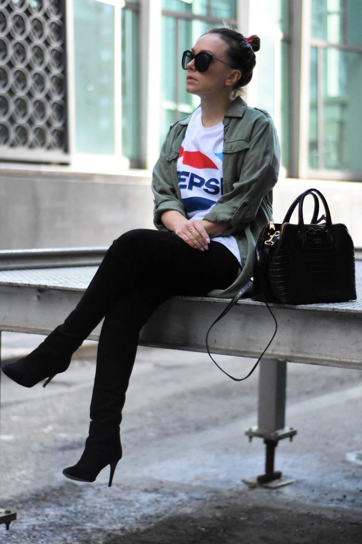 Pittsburgh fashion blogger