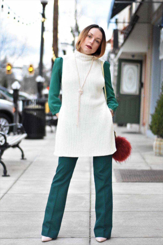 pittsburgh style blogger Anna Maleeva
