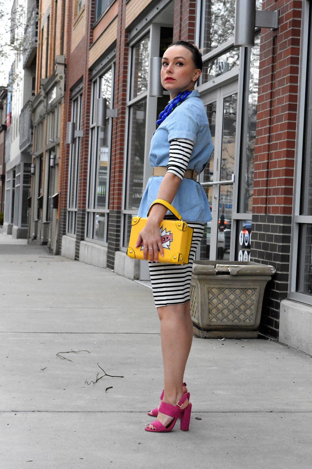 bold accessories for spring