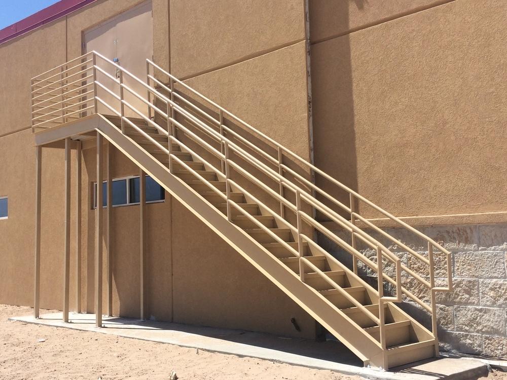 Lomaland Staircase