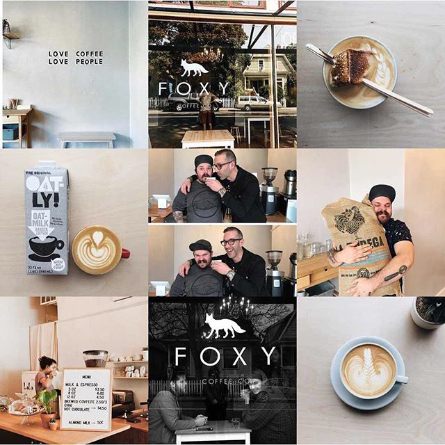 This year has been incredible! Thank you so much for all the support! We have some good news and bad news moving into the new year. We will be closing our storefront this week (12/28) but the good news is that you'll still be able to buy our foxy beans at our incredible wholesale accounts and online (soon!) We are excited to move forward and see what this new year brings! Cheers! ✨ #foxycoffeeco #bestnine2017 #portlandcoffee #newyear #cupofcommunity