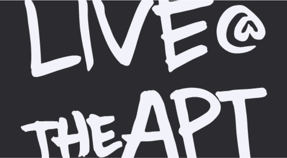 LIVE @ THE APT