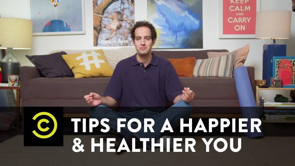 Tips for a Happier & Healthier You