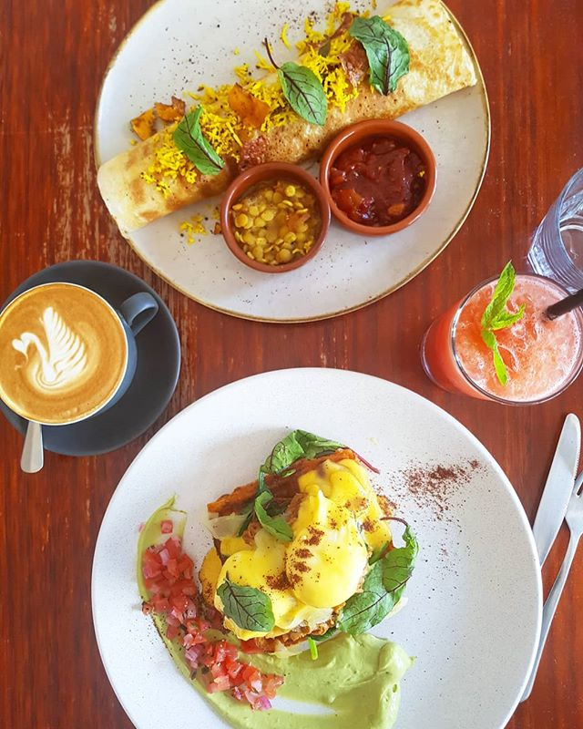 Feeling the chill? Come warm up with us! 🍴  #thecolonelsson #blackrock #melbourne #bayside #melbournecafe #cafe #melbourneeats #melbournefood #breakfast #brunch🍴