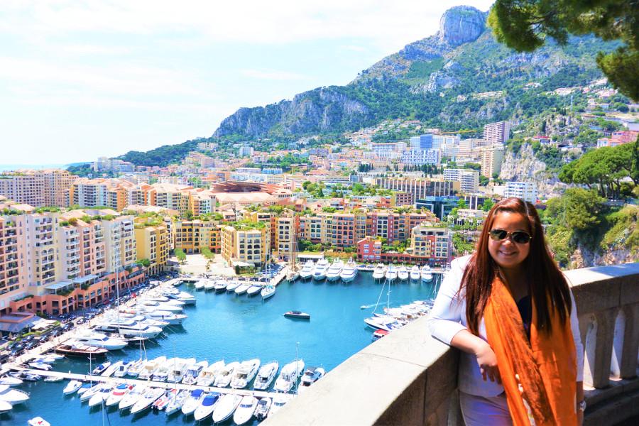 Port De Fontvieille, Monaco