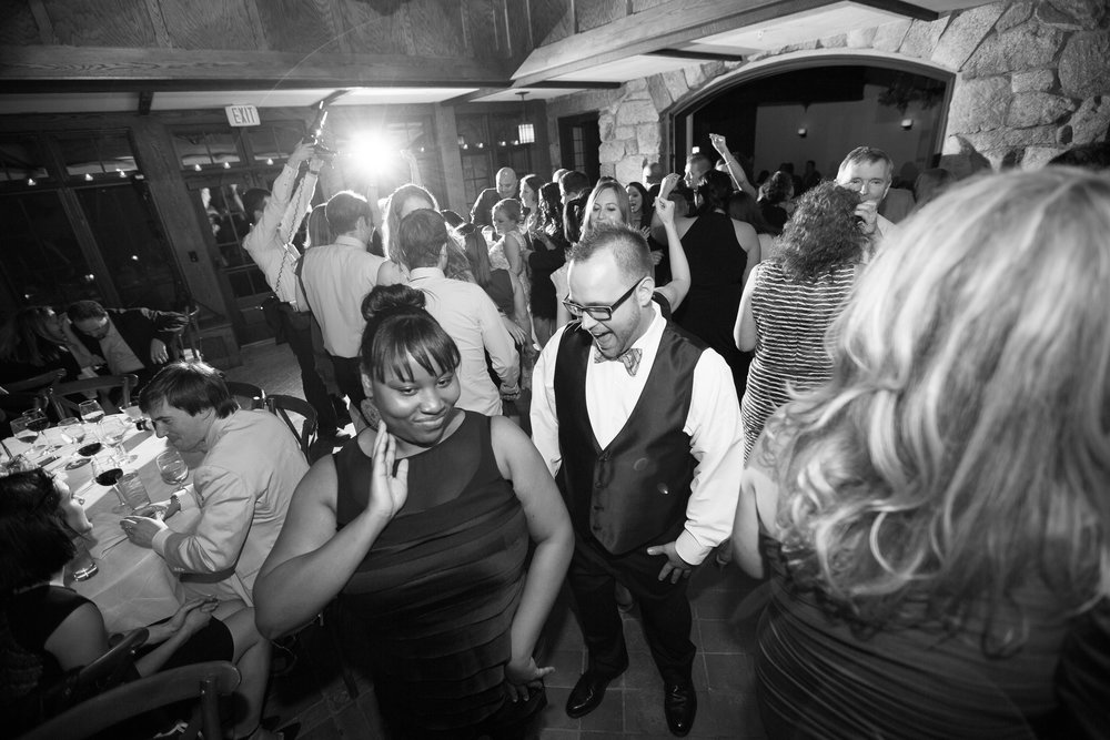 About - We're a group of veteran DJs, redefining the wedding & event DJ experience. We have been the soundtrack for 2,000+ events from New York to Bar Harbor.