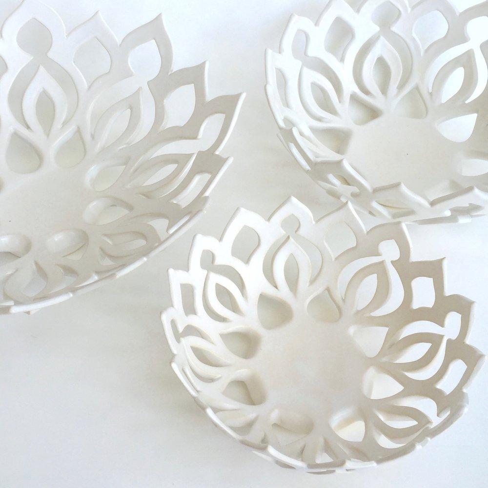 Mandala Nesting Bowls