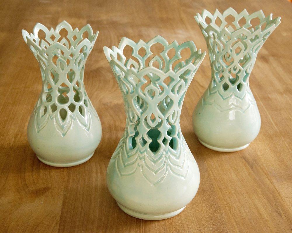 Alhambra Vases