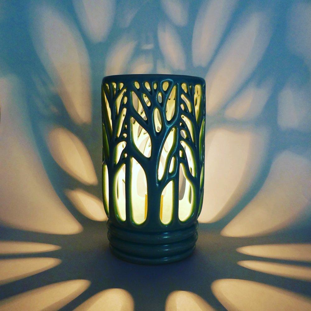 Woodland Reading Lamp