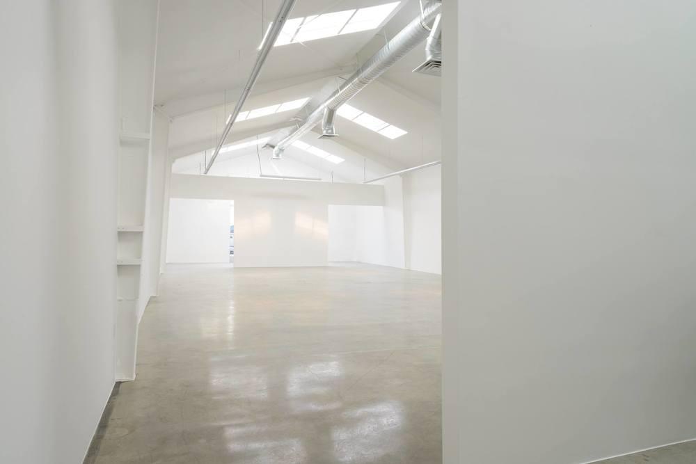Inside Jason Vass Gallery on 6th Street at S Santa Fe, opening to the public Saturday, January 30