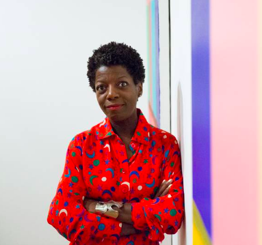 Congrats to Thelma Golden - an inspirational force and newly appointed board member of LACMA. (image via Claudio Papapietro, Wall Street Journal)