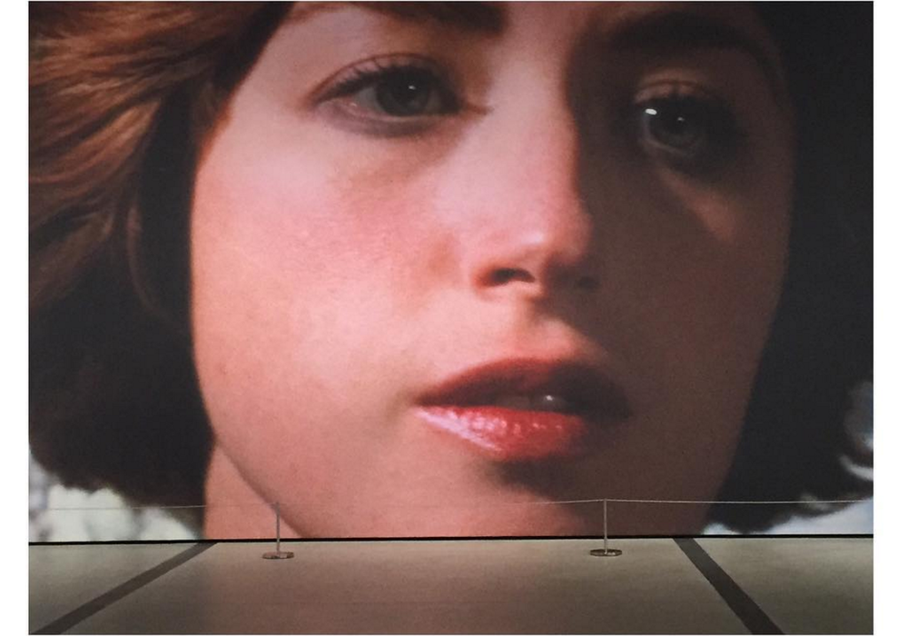 Cindy Sherman: Imitation of Life  opens at The Broad this Saturday June 11th. (Photo via  @  eugenio_crf )